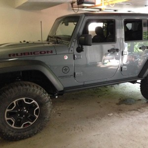 New 35s on a Jeep lifted offroad InstalledAtHome boston TheBestTireShopEverhellip