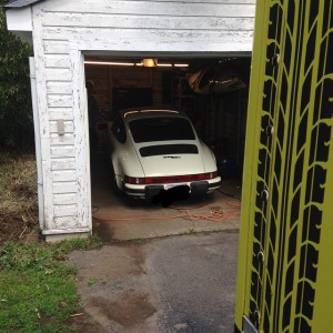 oldschool porsche 911 aircooled got some fresh rubber wish Ihellip