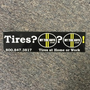 Stickers !!!! Who wants one? Boston tires TheBestTireShopEver mytireguys MobileTireShophellip
