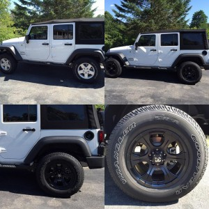 before and after 2015 Jeep Jeep Wrangler fresh new DickCepekhellip